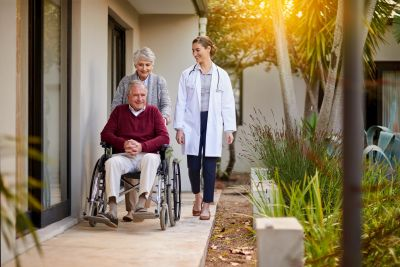 Aged care services: Home care packages